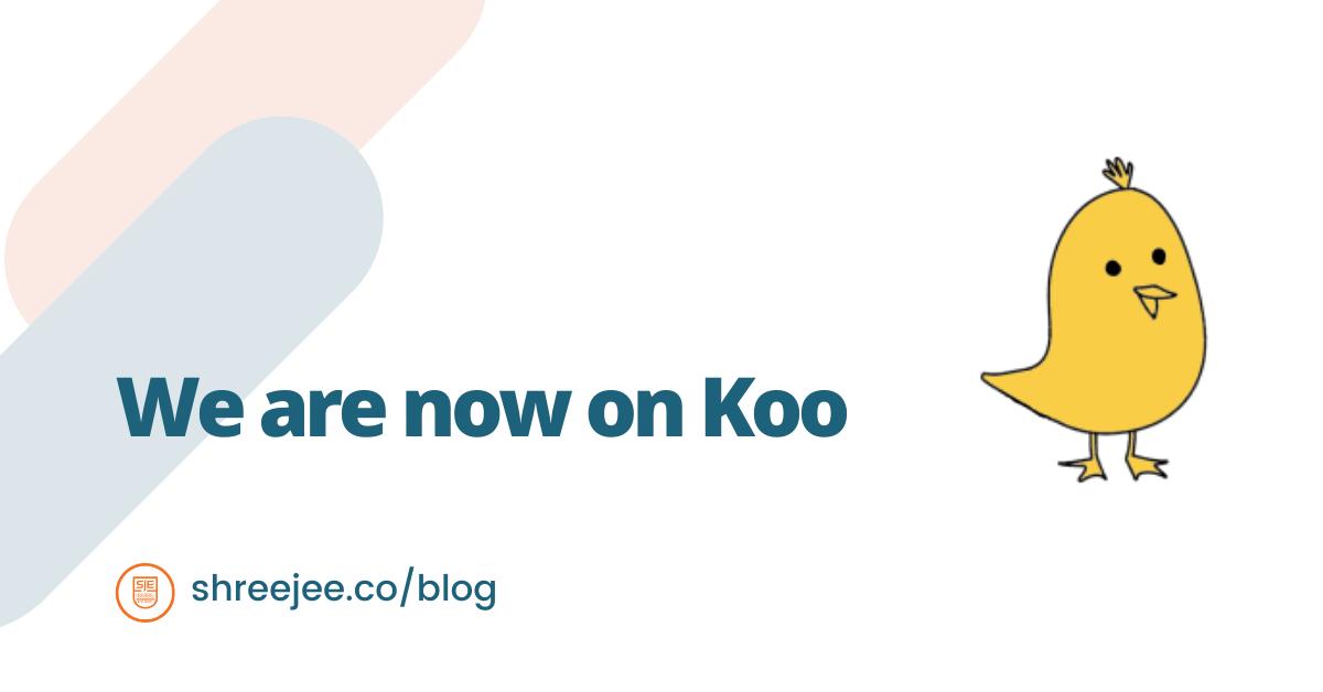koo blogpost header